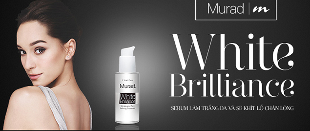 White Brilliance Wrinkle and Pore Refining Murad