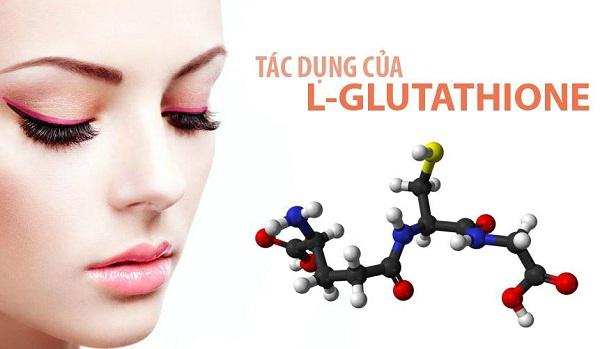 L-Glutathione có thực sự làm trắng da như quảng cáo hay không?