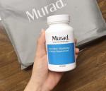 Viên uống trị mụn Murad Webtretho có hiệu quả thật không? Có an toàn để dùng?