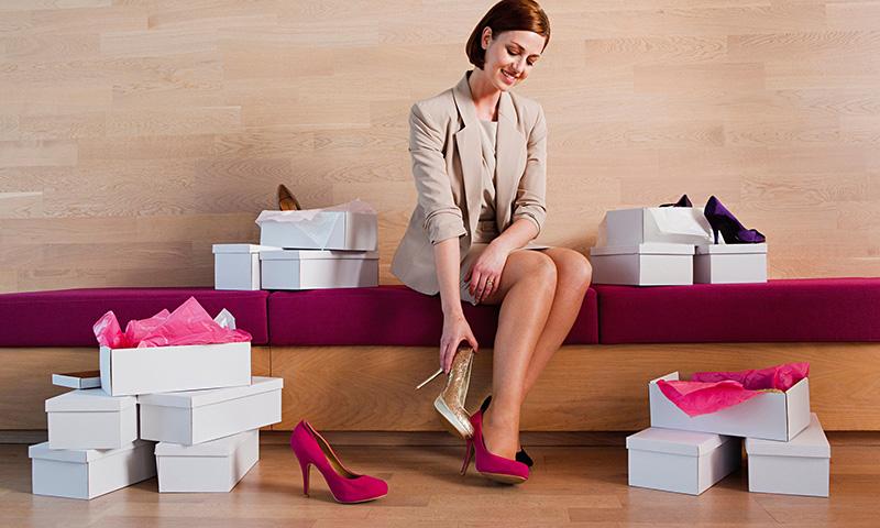giày dép nâng niu bàn chân phái đẹp
