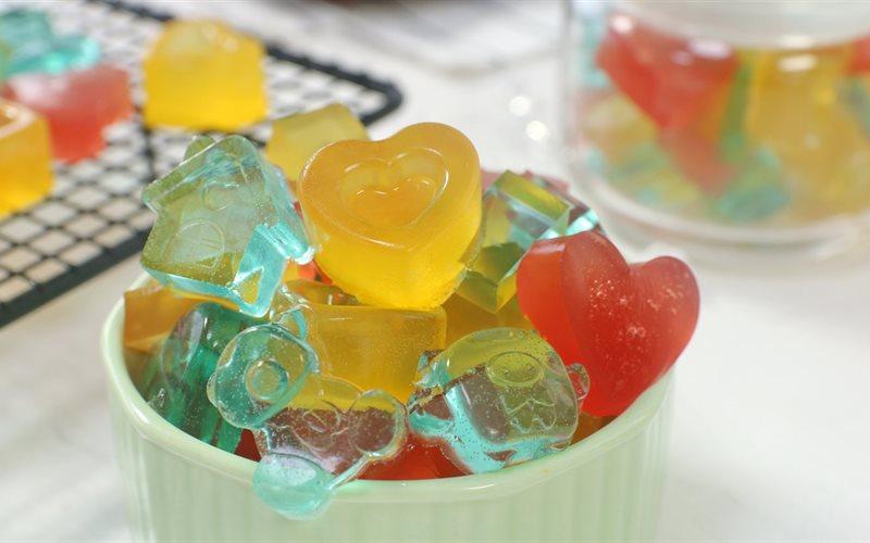 cơn sốt làm đẹp bằng kẹo dẻo