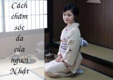 Cách chăm sóc da của phụ nữ Nhật có phù hợp với phụ nữ Việt